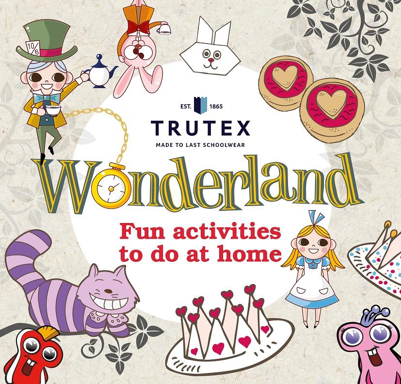 Alice in Wonderland Activity Pack