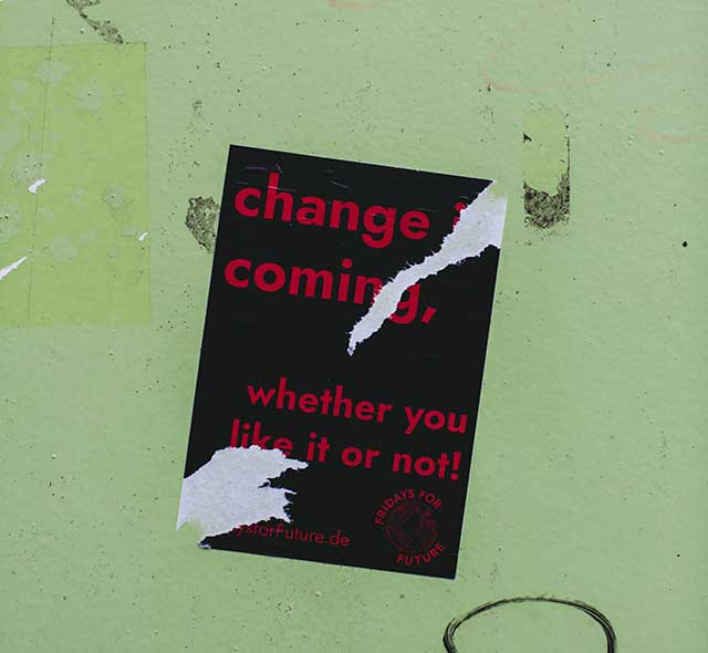 Supporting teenage children through change